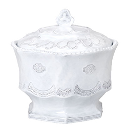 Incanto Lace Biscotti Jar