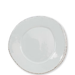 Lastra Light Gray Salad Plate photo