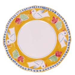 UCCELLO BUFFET/CHARGER PLATE