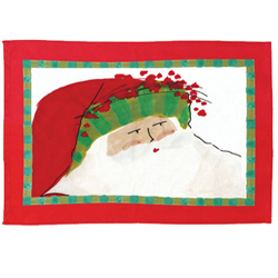 Old St. Nick Placemat