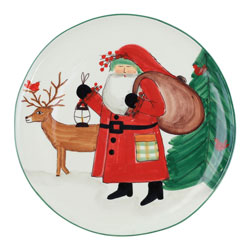 Old St. Nick 2019 Limited Edition Round Platter photo