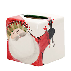 Old St. Nick Tissue Box